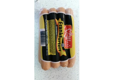 Skinless Hot Dogs