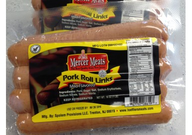 Pork Roll Links